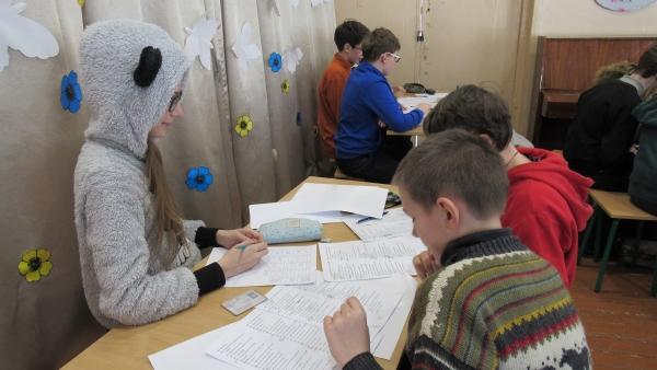 VКиївська відкрита олімпіада злінгвістики